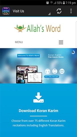 Multi Quran Radio - 75 Qur'an Radio Stations